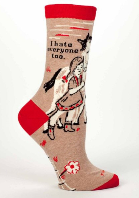 hate everyone socks